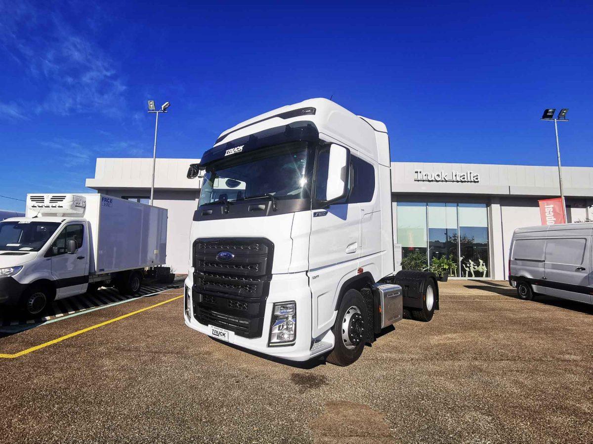 noleggio lungo termine trattore stradale ford f-max